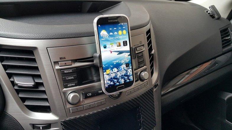 Держатель для телефона своими руками в машину