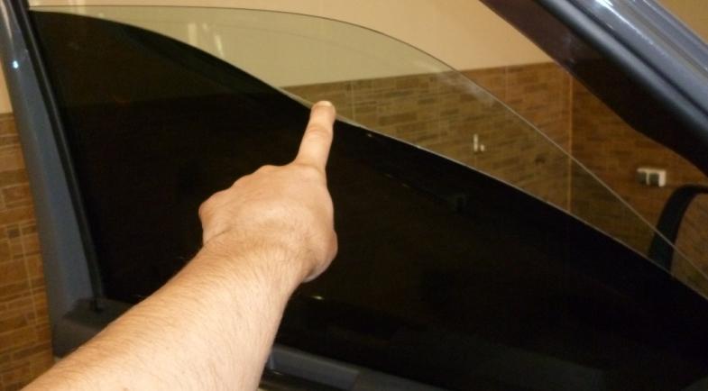 Плюсы и минусы съемной тонировки авто